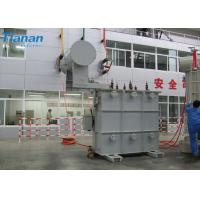 Buy cheap 35kv Three Phase Electrical Oil Immersed Power Transformerr / 2 Winding Transformer product