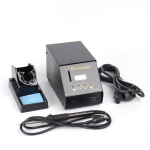 Buy cheap Hand Held Digital Soldering Desoldering Station Welding Equipment Green 942 product