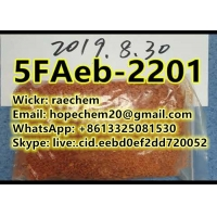 China Best 5FAeb-2201 research Chemicals from reliable supplier with super strong effect on sale