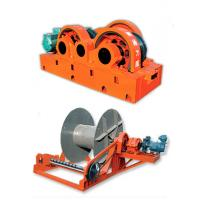Buy cheap 220V ~ 440V Fast Speed Electric Wire Rope Winches , Large Tonnage Windlass product