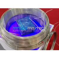Buy cheap TP316L / 1.4404 Coiled Stainless Steel Tubing Size 9.53mm x 20 BWG product