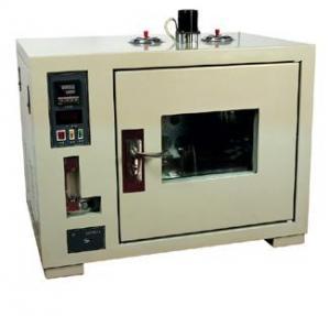 GD-0610 Thin Film Rolling Oven for Asphalt