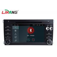 Quality Android 8.1 Porsche Cayenne Android Touch Screen Car Radio Free Map Card for sale