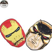 Buy cheap Marvel Hero Decorative Iron On Patches / Decorative Patches For Jackets product