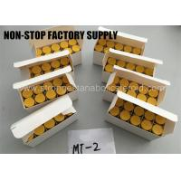 China Generic Tans Solution Peptides Melanotan 2 For Great Beach Body on sale