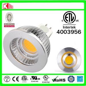 China COB led mr16 spotlight UL on sale