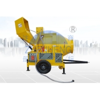 Buy cheap 500l Diesel Engine Concrete Mixer Machine, Mobile Tilting Drum JZR500 Diesel Concrete Mixer product