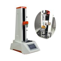 Buy cheap PSTC -16 Loop Tack Testing Machine , Primary Adhesion Tester 50N product