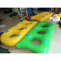Buy cheap Customed green Water Proof PVC Inflatable rescue Boat Drifting Sport product