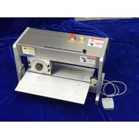Buy cheap LED Panel PCB Depaneling Machine With Six High Speed Steel Blades product