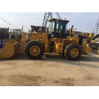 China Used caterpillar 950G Loader/Cat wheel loader 950 950G 950H wheel loader for sale on sale