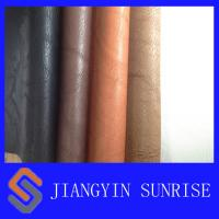 Buy cheap Smellless Shoes Face PU Synthetic Leather / Polyurethane Fake Leather product