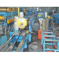 Buy cheap Square Pipe P Beam Steel Roll Forming Machine For Warehouse Step Beam product