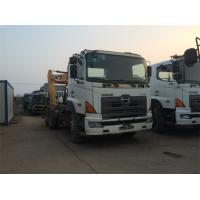White Color High Quality Japan Hino 700 Used Truck Head Hot Sale in China