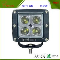 Buy cheap 9-60V 1120LM 16W Cheap LED Work Light for Motorcycle and Heavy-Duty Trucks product