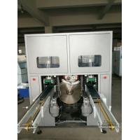 Buy cheap Servo - Controlled 2 - Lane Tissue Paper Converting Machine For Non - Woven Roll / Toilet Roll product