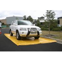 Buy cheap Economic Inflatable Car Wash Mat Commercial Portable Car Pad Easy Clean product
