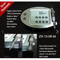 China Newest Tattoo Cosmetic Permanent Makeup Digital Machine (zx-13-08) for sale