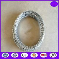 Buy cheap Concertina Razor Wire Coil 450mm x 8mtr product