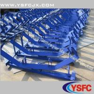 Coal Mine Belt Conveyor Roller Frame