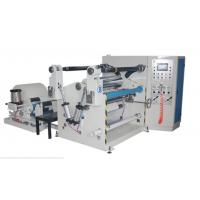 China Made from Kraft Food Grade Disposable Drinking Paper Straw 200mpm 650 model slitting cutting machine on sale