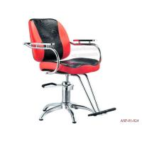 Quality ASF-01-024 Red Color Beauty Salon Chair 2015 Hot Sale Promotion Price Styling Chair for sale