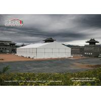 Buy cheap Waterproof and High Class 20m Outdoor Exhibition Tents for New Car Conferenc for Sale from Wholesalers