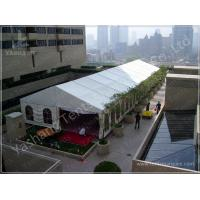 Buy cheap White Aluminum Structure Outdoor Party Tents 300 Sqm Amazing Wedding Marquees product