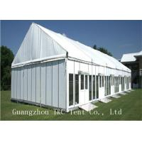 Buy cheap A Shaped Large Outdoor Tent For Inner Events , White Color Sun Shade Tent from Wholesalers