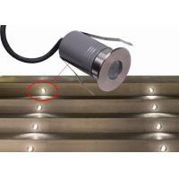 Buy cheap DMX Waterproof Aluminum LED Mini Ground Light Warm White 3W LED In-ground Driveway Lights product