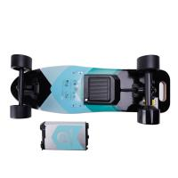 Buy cheap High Powered Electric Skateboard Trucks 9 Layers Maple Deck Material , 100kg Max Load product