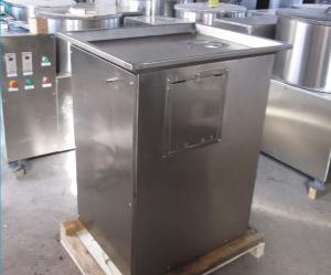 Buy cheap Potato cutting machine, fruit vegetable slicing machine, potato slicing machine product