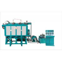 China Fan Feeding Auto Air Cooling EPS Block Moulding Machine Automatic Pneumatic on sale