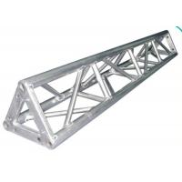 Buy cheap Silver 6082 T6 Aluminum Triangular  Aluminum Square Truss For Outdoor Events from Wholesalers