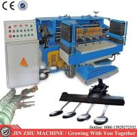 Buy cheap 7.5KW/5KW Stainless Steel Polishing Equipment 1.2m Worktable Size For Tableware product