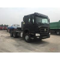 Buy cheap Manual Operated Heavy Duty Tractor / Sinotruk Tractor Truck Max Speed 102 Km /H product