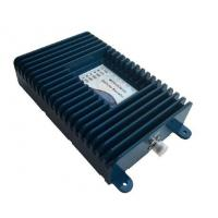 Buy cheap Penta Band Mobile Signal Repeater 20 DBM 70dB gain metal housing from wholesalers