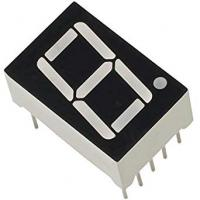 Buy cheap 1.5 Inch 7 Segment Numeric Display For Industrial And Instrumental Applications product