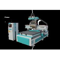 Buy cheap ATC 1325 3 Axis CNC Router Wood Carving Machine With 5.5kw Fuling Inverter product