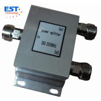 Buy cheap 150W 2 Way High Power Divider/Splitter ( EST800-2500MHZ ) , 90x85x30mm product
