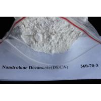 Buy cheap CAS 360-70-3 Nandrolone Steroid Decanoate DECA White Raw Steroid Powder Source for Medicine product