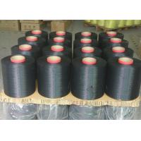 Quality Dyed High Tenacity Polyester Yarn 3000D Normal Shrinkage Industrial Polyester Spun Yarn For Woven for sale
