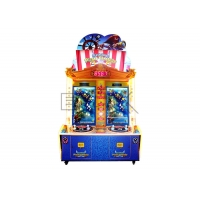 Buy cheap Pirate Strategy Redemption Ticket Machine for Arcade Video Adventure Games product