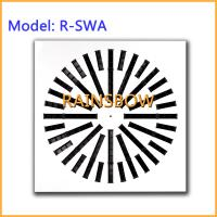 Buy cheap Swirling air diffuser, HVAC,air grille ,air register ,air vent ,grille ,air damper, ventilation product