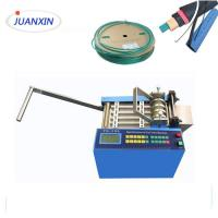 Buy cheap Automatic heat  shrink sleeve cutting machine, shrink sleeve cutter machine product
