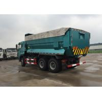 China SINOTRUK Dump Truck 25 - 40 Tons For Public Works Carrying Construction Material on sale