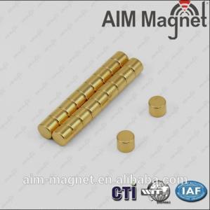 Buy cheap Disc zinc neodymium magnet n35 product
