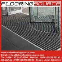 Buy cheap Commercial Building Aluminium Entrance Mats Outdoor Recessed Mat Architectural Matting product