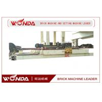 Buy cheap Compressed Earth Brick Stacking Machine 220V 35kw With SO BIS CE Approval product