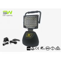 Buy cheap SMD Rechargeable Handheld Led Work Light Cordless Tripod Site Light Magnetic Stand product